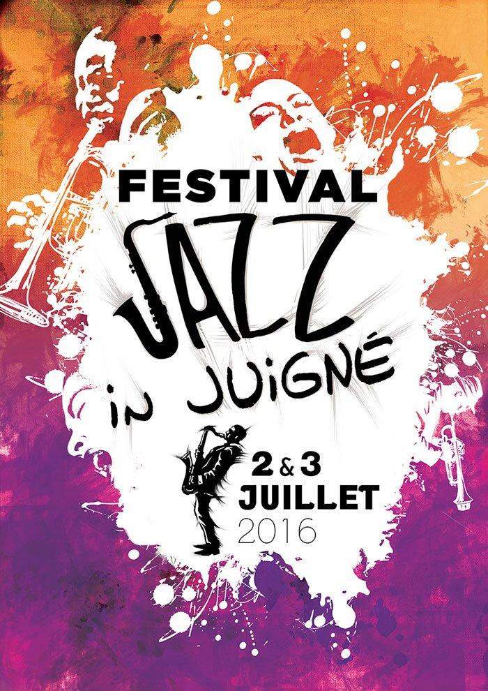 Jazz in Juigné 2016